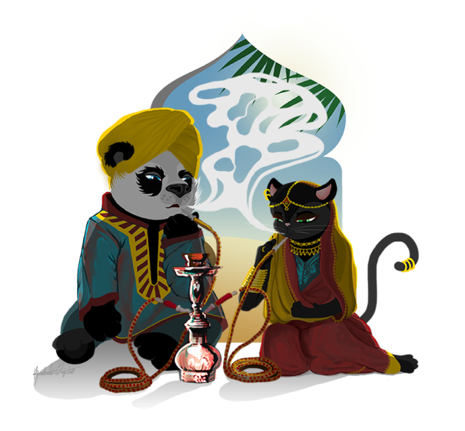 hookah_with_friends_by_aderinola-d895y4q.png